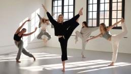 Lo yoga è sempre più di moda