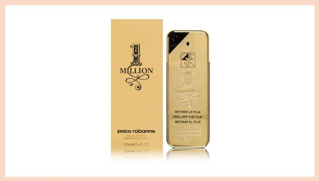 Confezione profumo Paco Rabanne 1Million