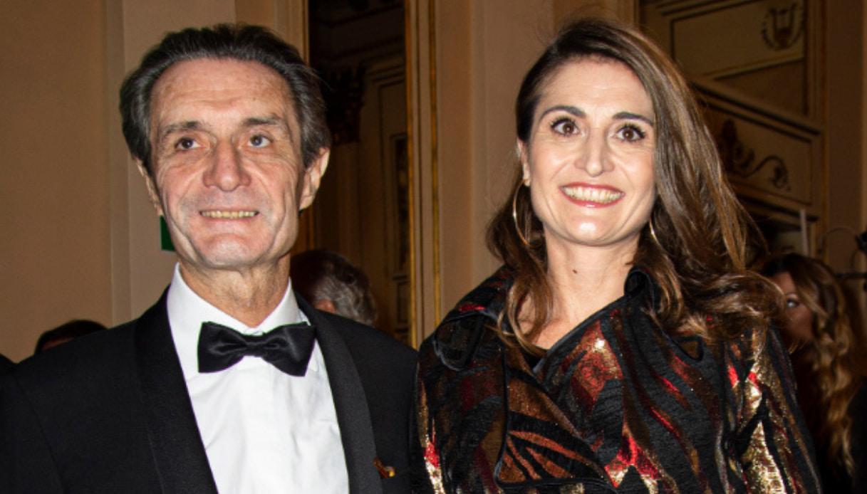 Roberta Dini, la moglie di Attilio Fontana