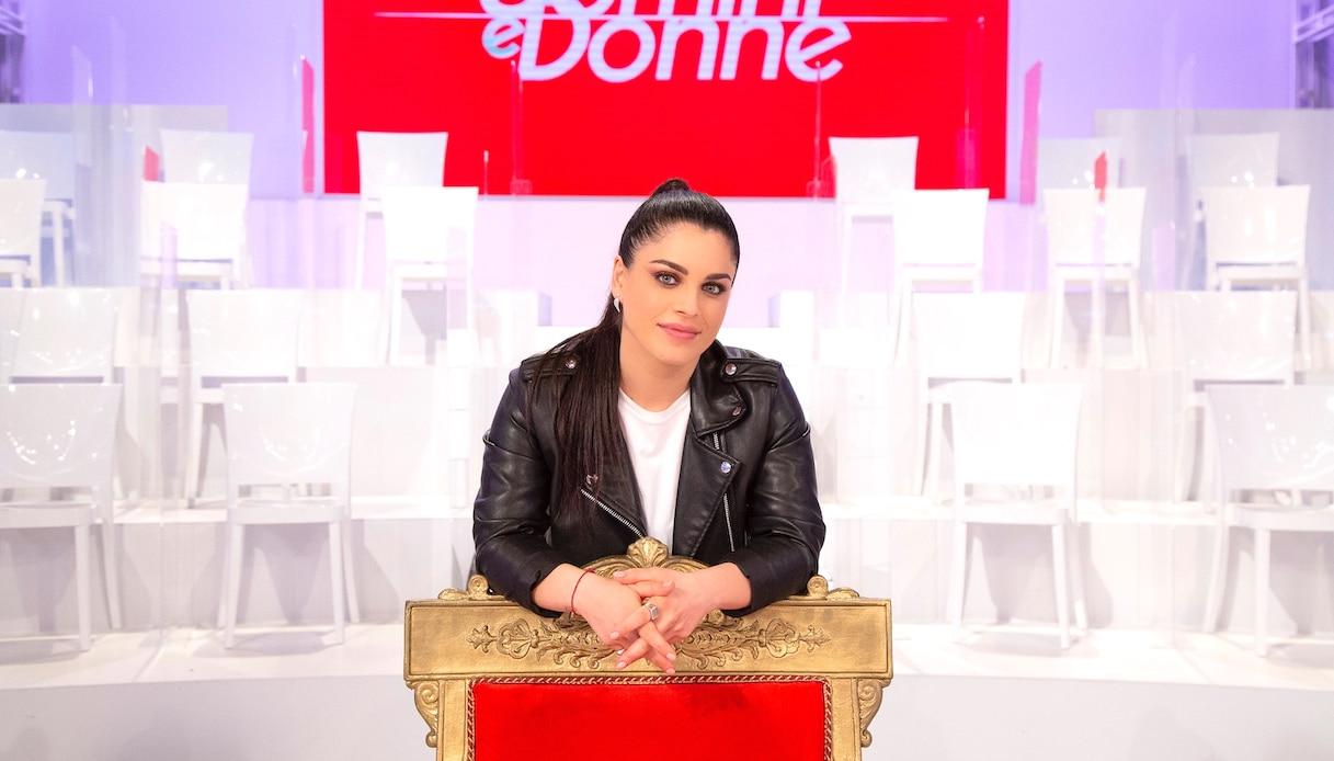 Samantha Curcio, la nuova tronista di Uomini e Donne
