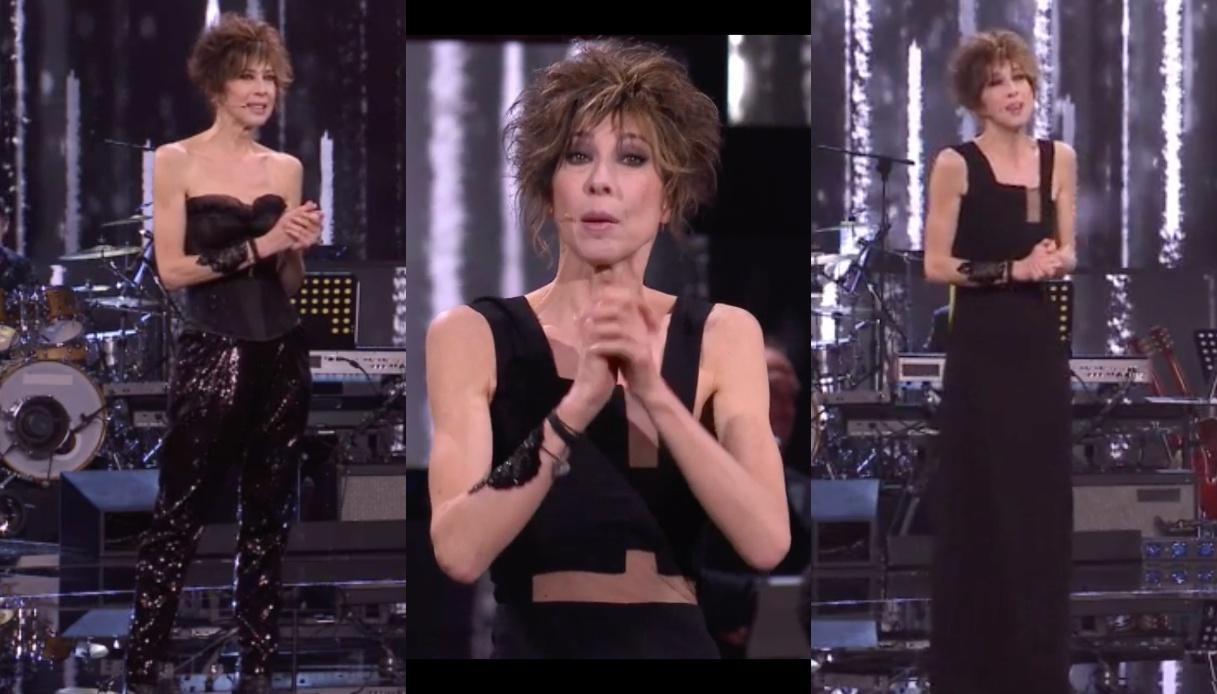 Veronica Pivetti, i look a Parlami d'amore