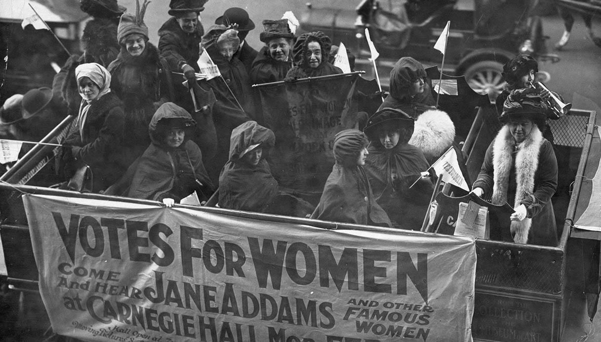 Women's Suffrage Movement 1913