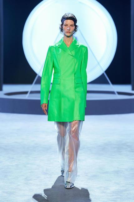Fashion Week  AI 2021/2022:  Ferragamo