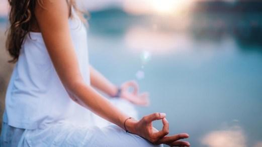 Meditazione pratica: lasciatevi avvolgere dall'energia positiva