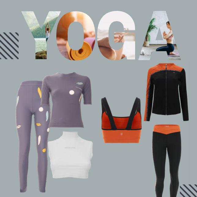 Abbigliamento Yoga - Le proposte per lo Yoga di Edithmarcel e Freddy
