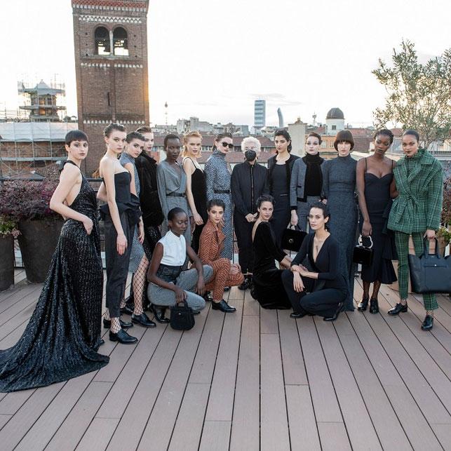 Sfila La Petite Robe di Chiara Boni - fw 2021/22