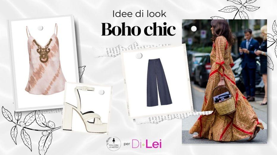 Look boho chic: come realizzarlo con stile
