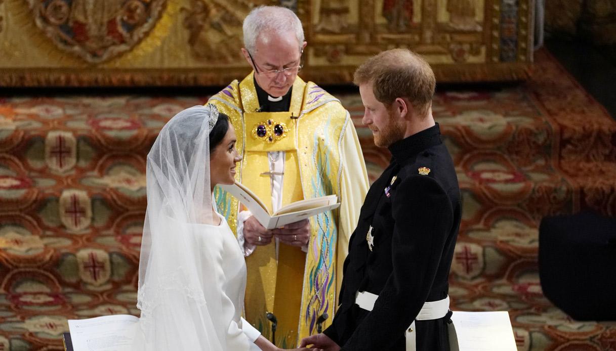 Meghan Markle Harry nozze