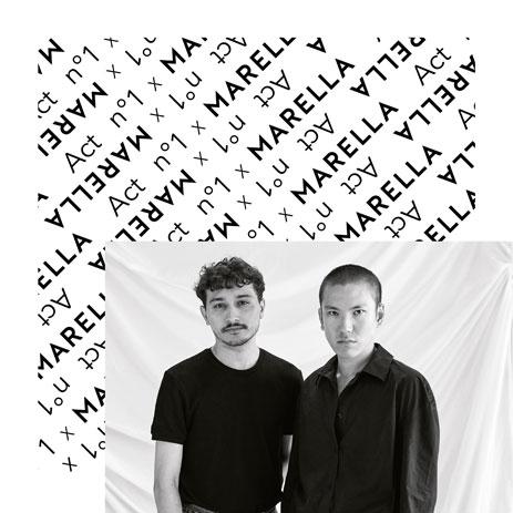 Luca Lin e Galib Gassanoff.