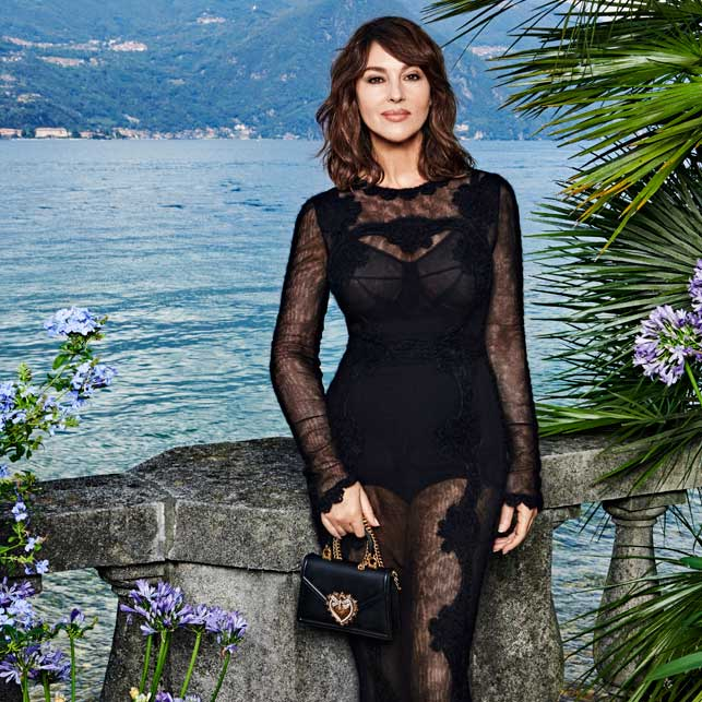 Dolce&Gabbana - Devotion Bag - Monica Bellucci