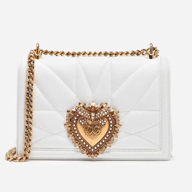 Il cuore sacro - la Devotion Bag