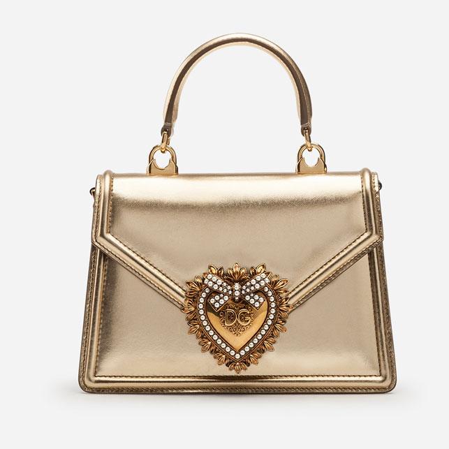 Dolce&Gabbana- Devotion Bag