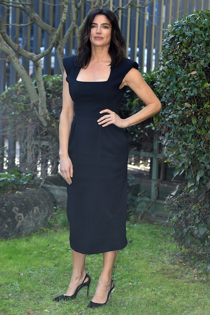 Luisa Ranieri nero