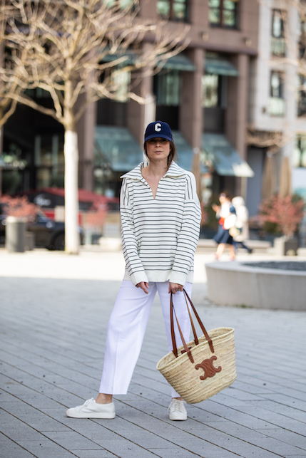 come indossare la marinirere