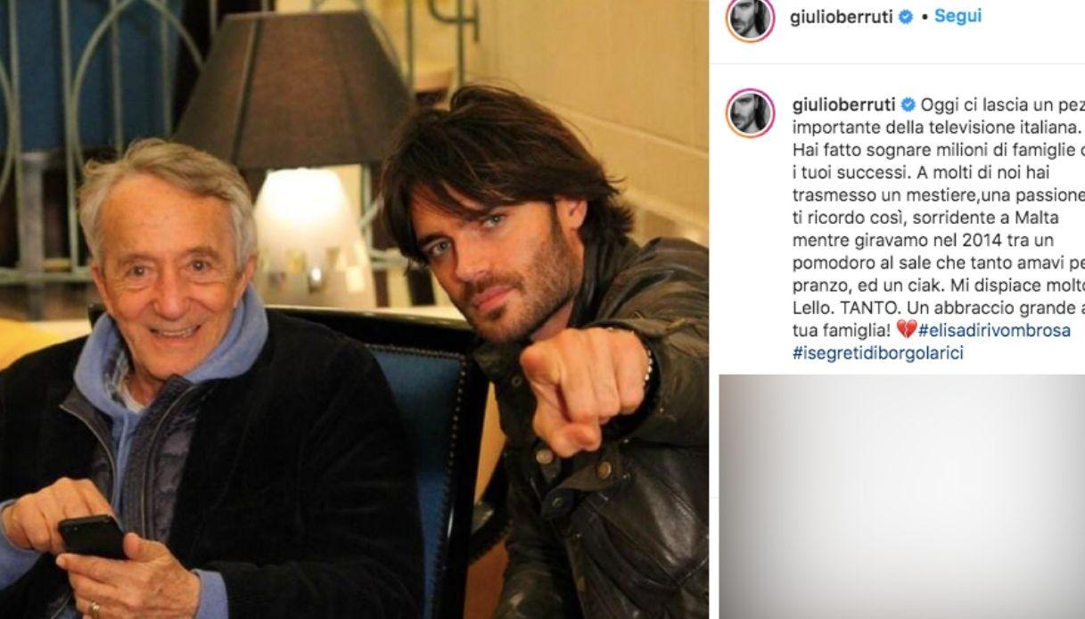 Giulio Berruti Instagram
