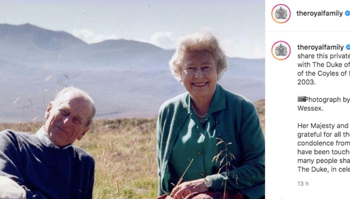 La Regina e Filippo