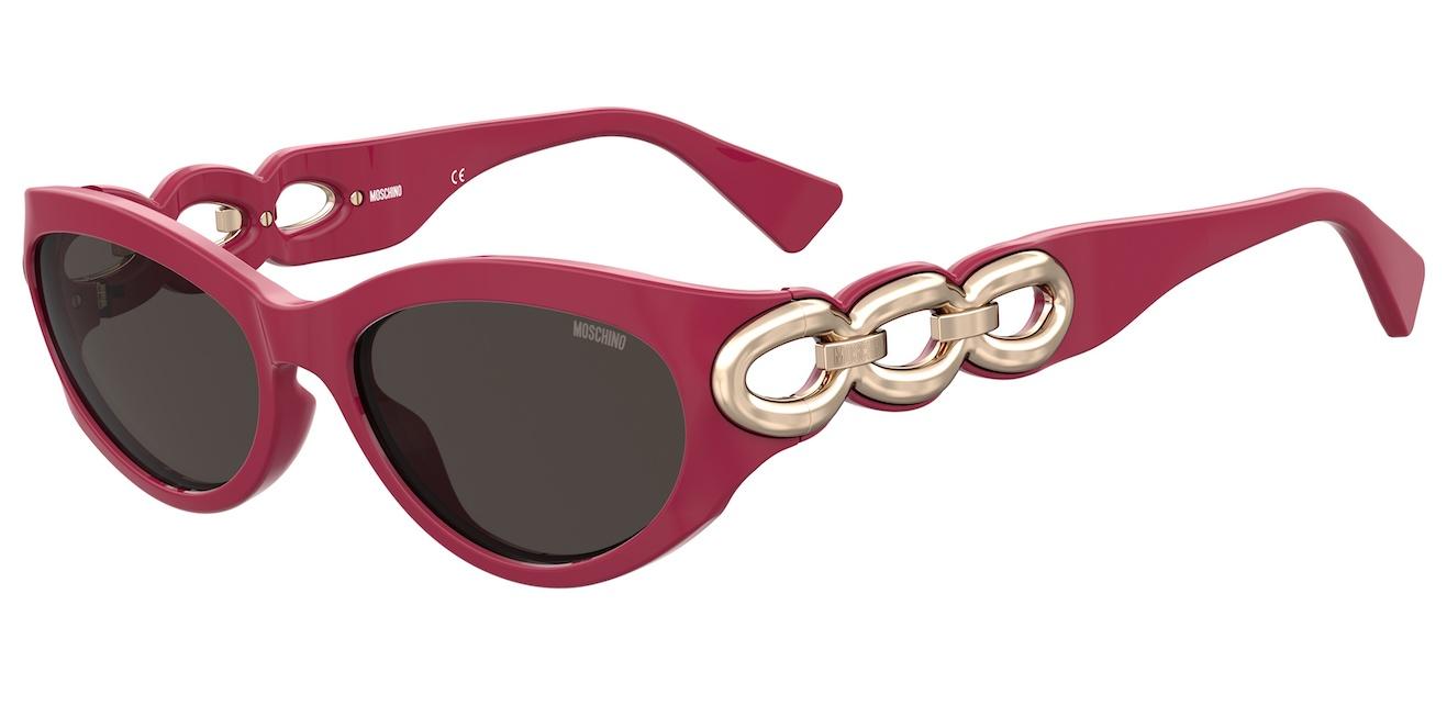 intrecci occhiali moschino