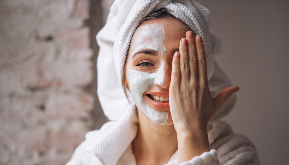 Maschere viso acido salicilico