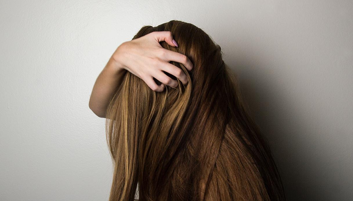 Olio di cocco far crescere i capelli