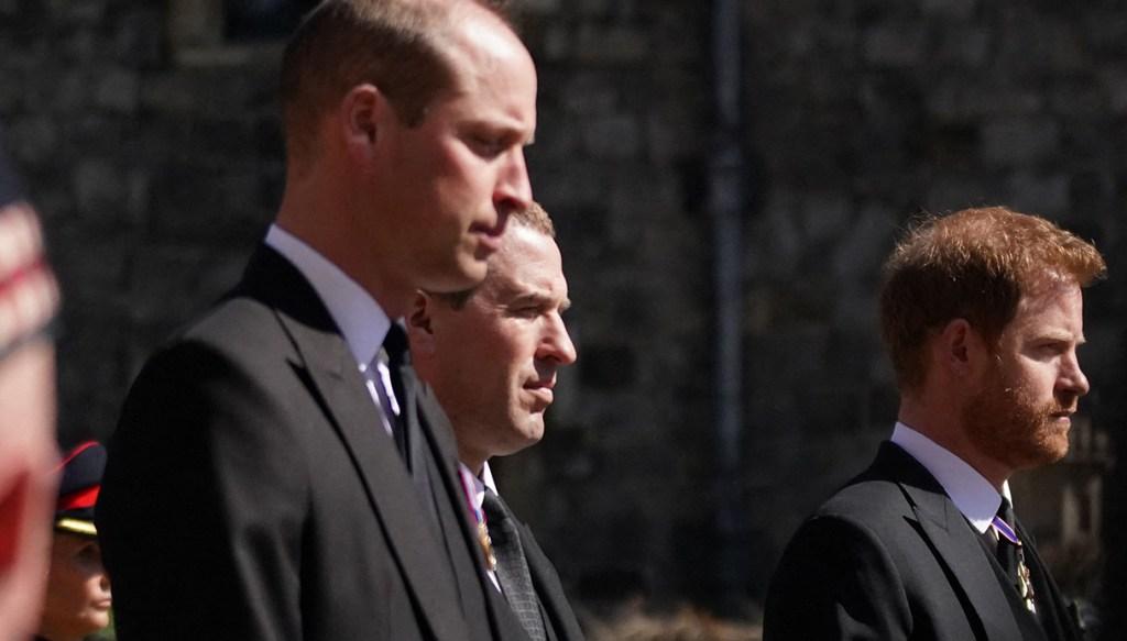 Funerali del Principe Filippo: è gelo tra Harry e William. Il dolore della  Regina – DiLei