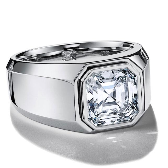 L'anello di Tiffany & Co.