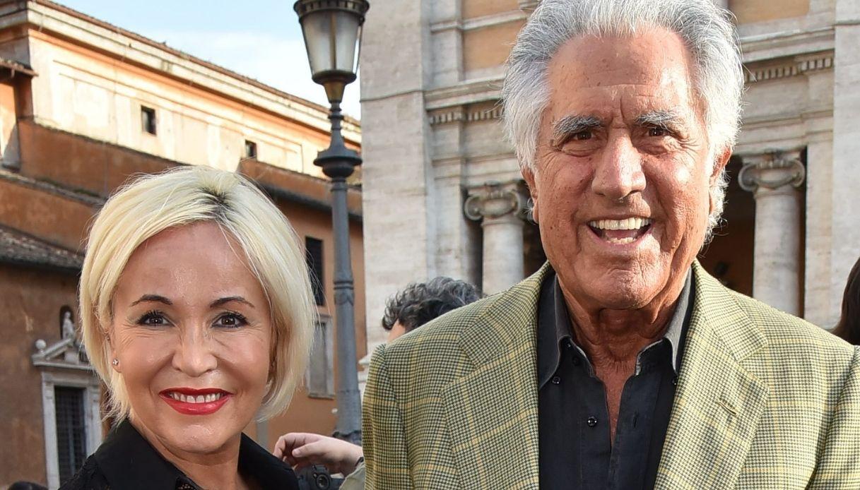 Francesca Della Valle e Lando Buzzanca
