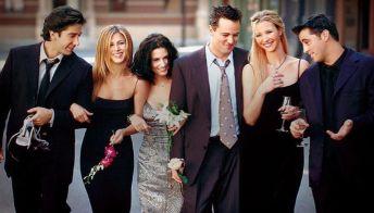 Friends: i protagonisti della serie ieri e oggi