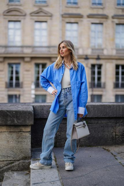 Mom jeans: come portarli con stile