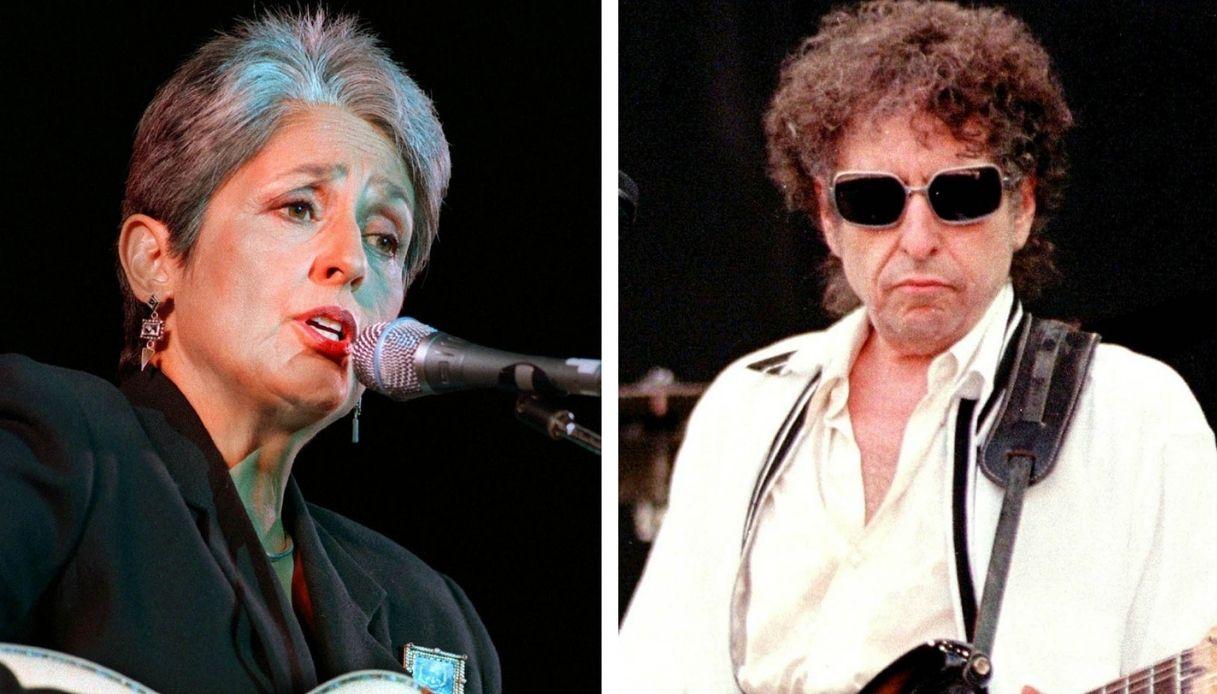 Joan Baez - Bob Dylan