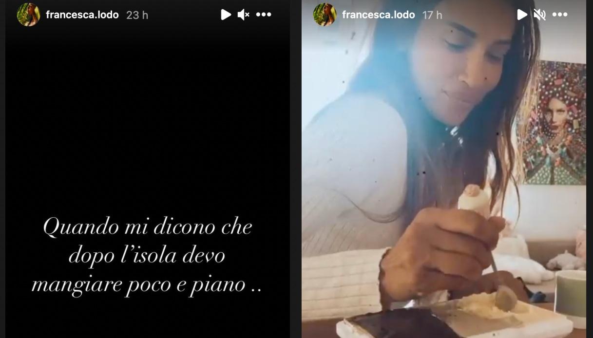 Francesca Lodo stories
