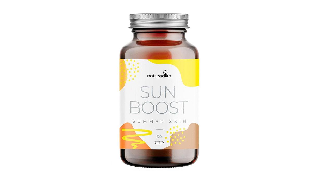 Sun Boost Summer Skin di Naturadika