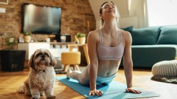 Yoga a casa: consigli ed esercizi