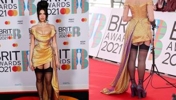 Dua Lipa, regina di musica e di look. I suoi outfit più belli e stravaganti
