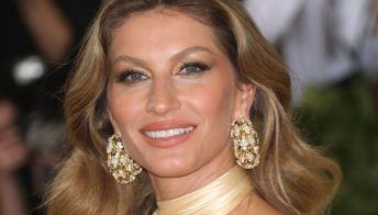 """Gisele Bündchen, elogio alla bellezza: """"I 40 anni? Sono meglio dei 30"""""""
