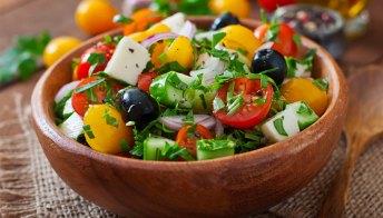 La Dieta Mediterranea allunga la vita. I menu settimanali