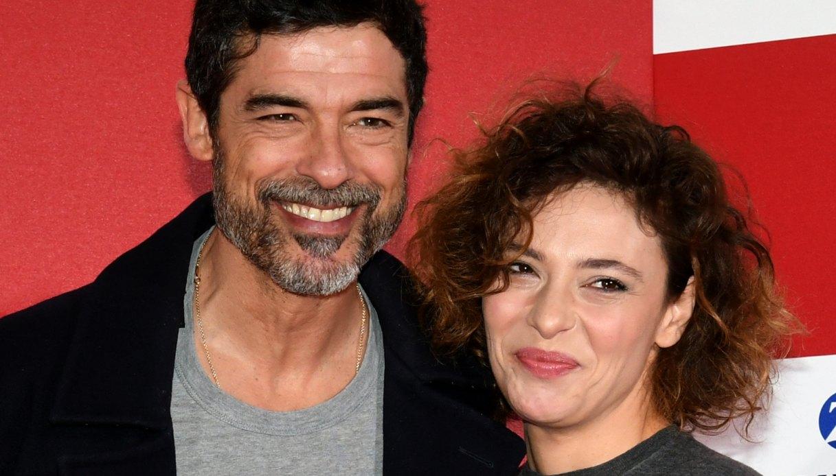 Alessandro Gassman e Jasmine Trinca