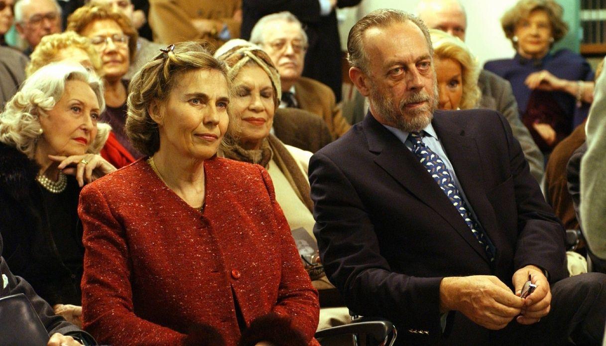 Amedeo di Savoia con la prima moglie