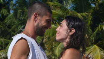 Isola, il messaggio di Belen Rodriguez per Ignazio Moser