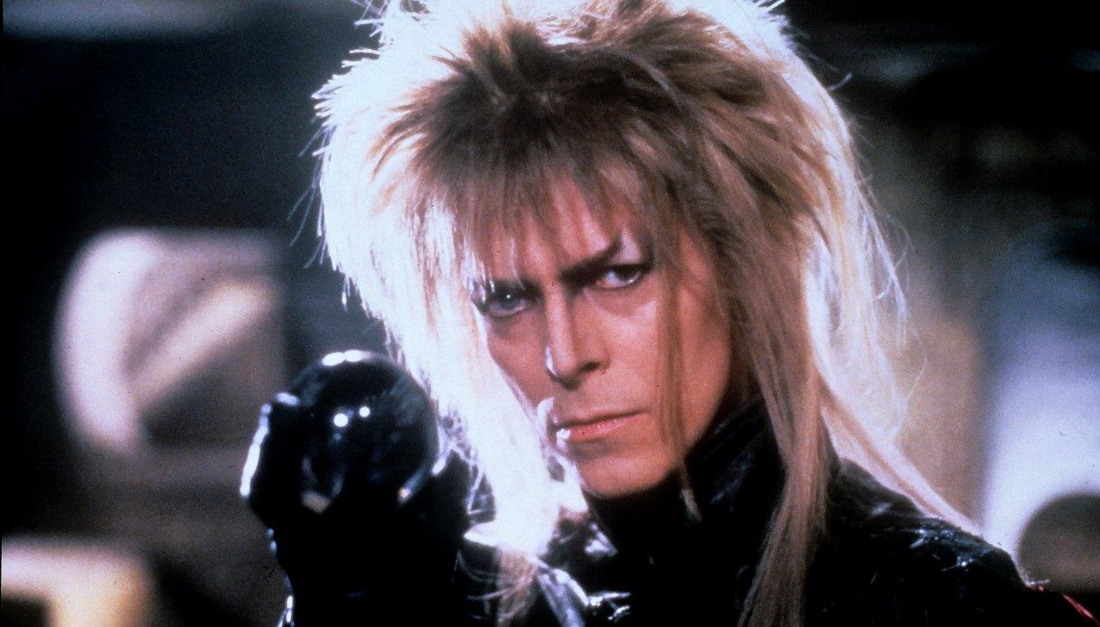 "David Bowie in ""Labyrinth"""