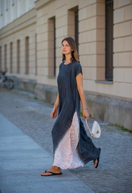 Abito lungo: a chi è adatto e come indossarlo