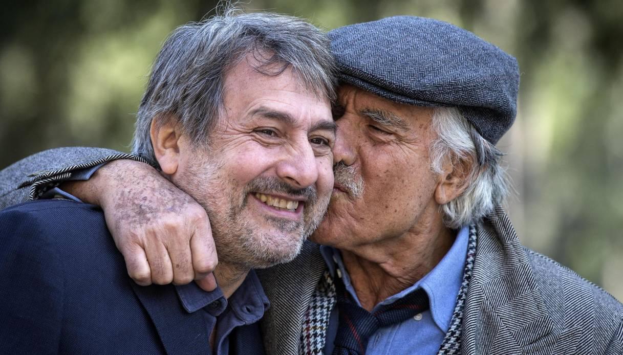 Lando e Massimiliano Buzzanca