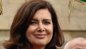 """Laura Boldrini, il cancro e la solitudine: """"Costretta a cercare forza in me stessa"""""""