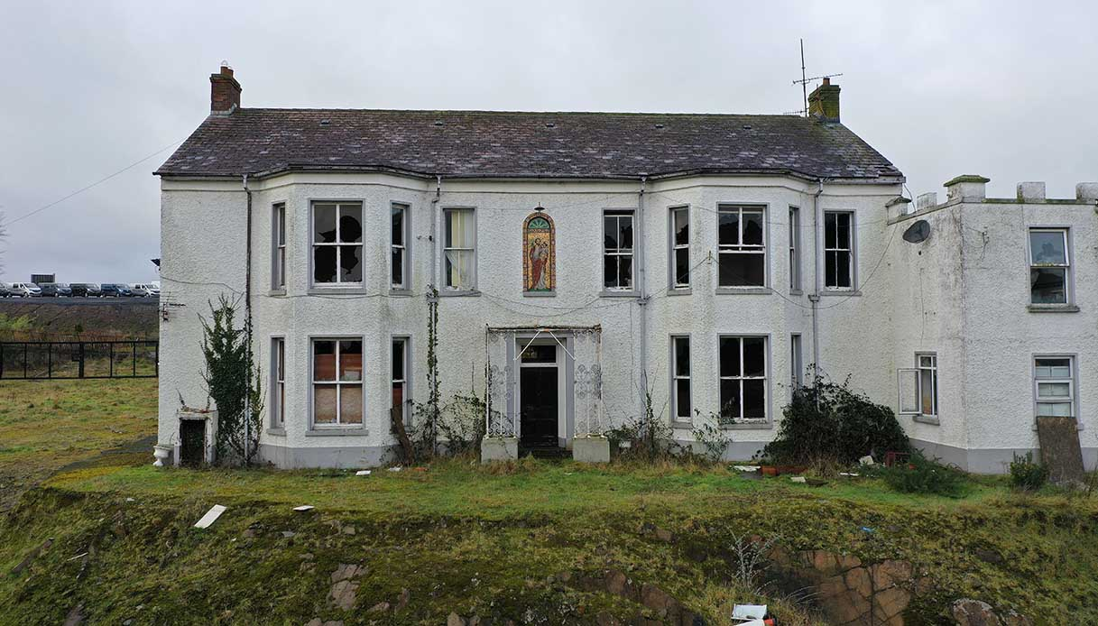 Marianvale Mother and Bay home in Newry