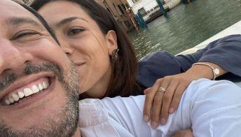 Matteo Salvini e Francesca Verdini, fuga d'amore a Venezia
