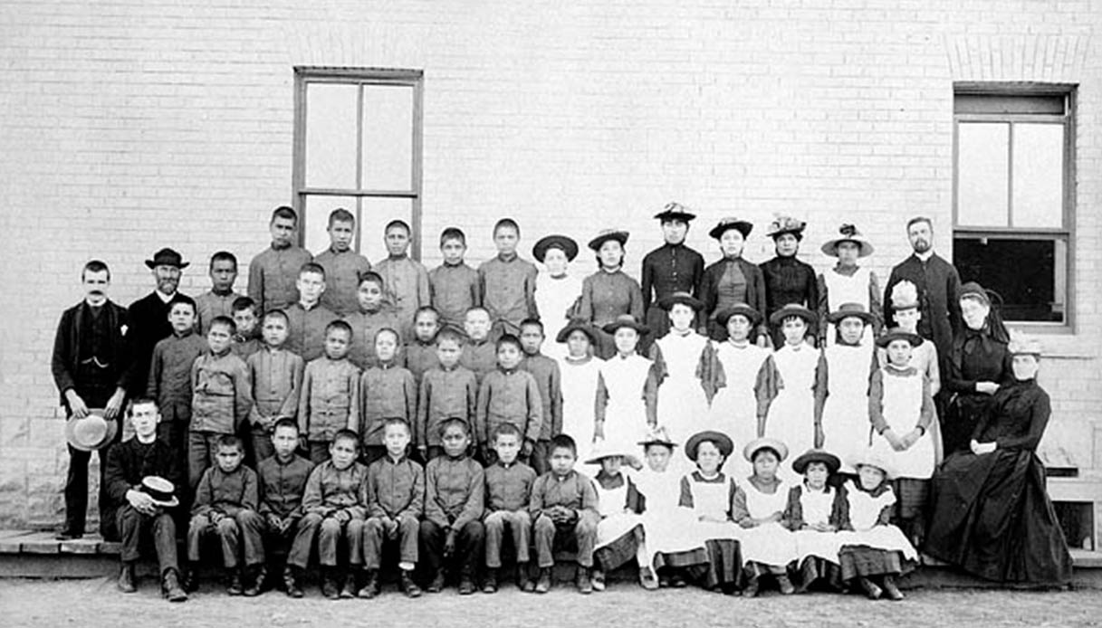 Scuola di St. Paul, Middlechurch, Manitoba