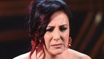 Domenica In, la dolorosa confessione di Antonella Ferrari sulla sclerosi