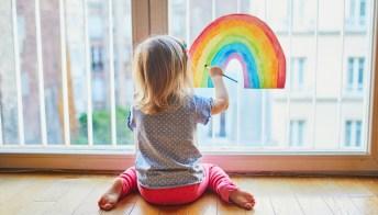 Bambini arcobaleno, il sorriso dopo le lacrime