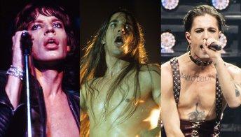 I frontmen più sexy di sempre: da Mick a Damiano, la top ten