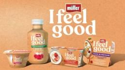 Valori nutrizionali dello yogurt. La nuova linea I Feel Good di Müller