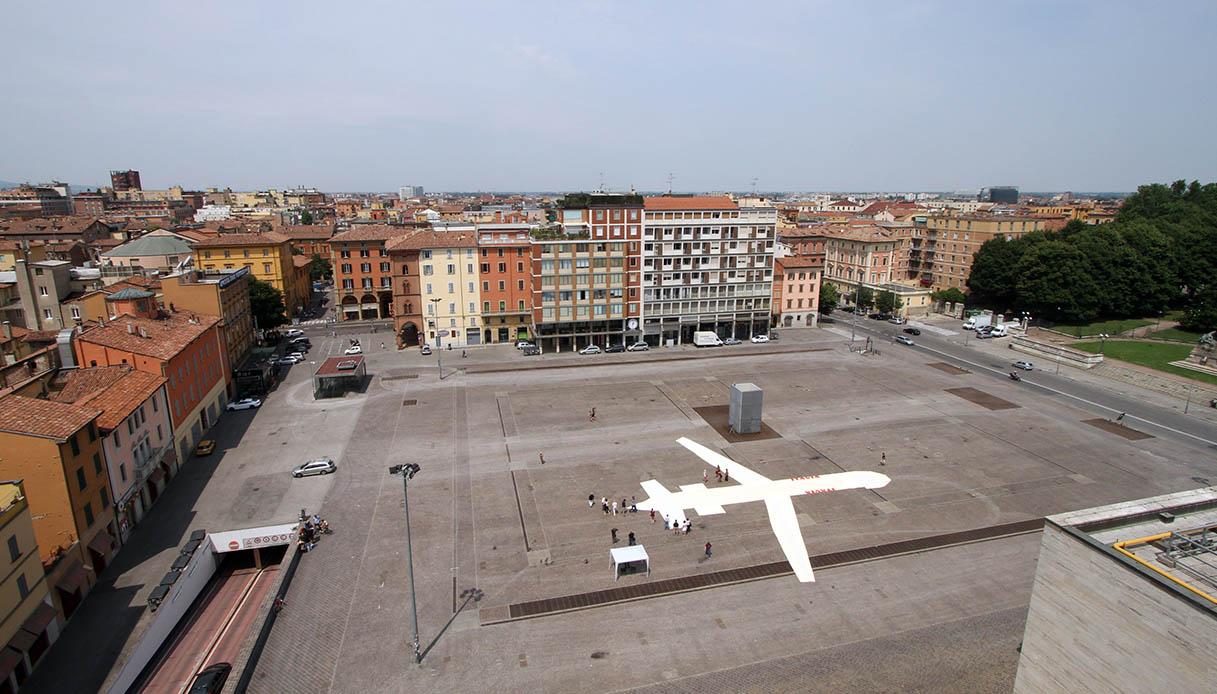 piazza VIII Agosto a Bologna